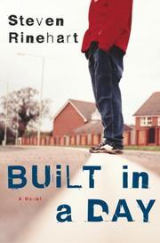BUILT IN A DAY by Steven Rinehart
