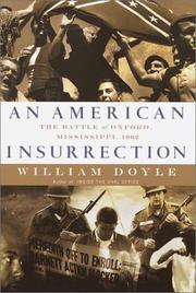 Book Cover for AN AMERICAN INSURRECTION