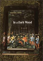 IN A DARK WOOD by Amanda Craig