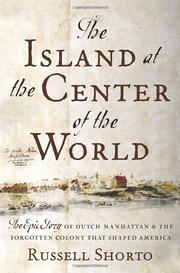 Book Cover for THE ISLAND AT THE CENTER OF THE WORLD