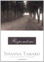 RISPONDIMI by Susanna Tamaro