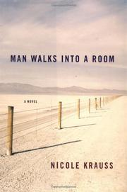 Cover art for MAN WALKS INTO A ROOM