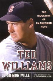 Cover art for TED WILLIAMS