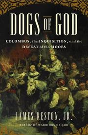 DOGS OF GOD by Jr. Reston
