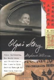 OLGA'S STORY by Stephanie Williams