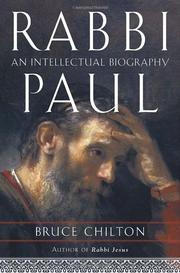 Cover art for RABBI PAUL