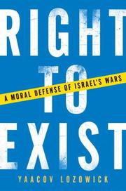 Book Cover for RIGHT TO EXIST