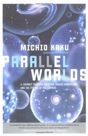Cover art for PARALLEL WORLDS