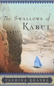 Cover art for THE SWALLOWS OF KABUL