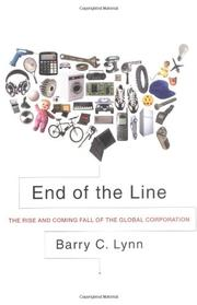 END OF THE LINE by Barry C.  Lynn
