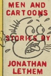 Cover art for MEN AND CARTOONS