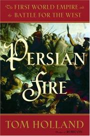 Book Cover for PERSIAN FIRE