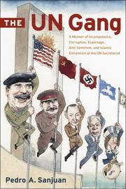 THE UN GANG by Pedro A. Sanjuan
