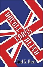 DOUBLE CROSS BLIND by Joel N. Ross