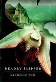 Book Cover for DEADLY SLIPPER