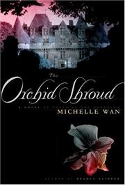 Cover art for THE ORCHID SHROUD