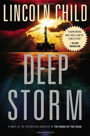 Cover art for DEEP STORM