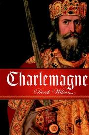 Cover art for CHARLEMAGNE