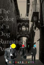 Book Cover for THE COLOR OF A DOG RUNNING AWAY
