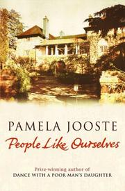 PEOPLE LIKE OURSELVES by Pamela Jooste