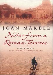 NOTES FROM A ROMAN TERRACE by Joan Marble