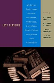 LOST CLASSICS by Michael Ondaatje