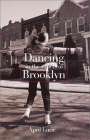 Book Cover for DANCING IN THE STREETS OF BROOKLYN
