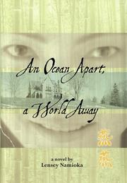 Cover art for AN OCEAN APART, A WORLD AWAY