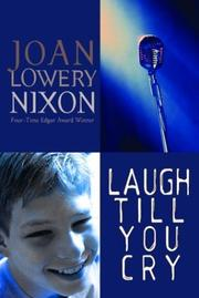 Cover art for LAUGH TILL YOU CRY