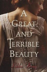 Cover art for A GREAT AND TERRIBLE BEAUTY