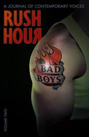 Book Cover for RUSH HOUR: BAD BOYS