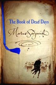 Book Cover for THE BOOK OF DEAD DAYS