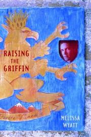 Cover art for RAISING THE GRIFFIN