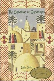 Cover art for THE SHADOWS OF GHADAMES