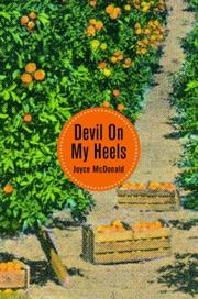 Cover art for DEVIL ON MY HEELS