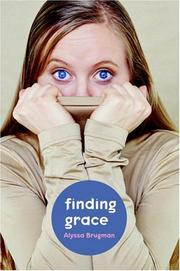 Cover art for FINDING GRACE