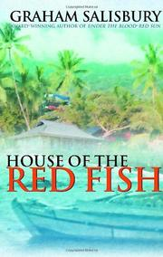 Cover art for HOUSE OF THE RED FISH