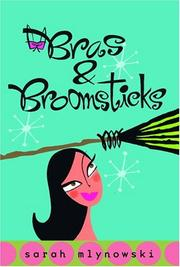 Cover art for BRAS & BROOMSTICKS