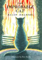 Cover art for THE IMPROBABLE CAT