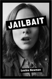 JAILBAIT by Lesléa Newman