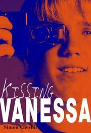Cover art for KISSING VANESSA