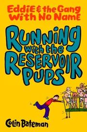 Book Cover for RUNNING WITH THE RESERVOIR PUPS