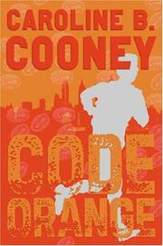 Book Cover for CODE ORANGE