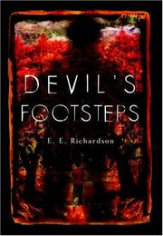 Cover art for DEVIL'S FOOTSTEPS