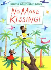 Book Cover for NO MORE KISSING!