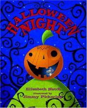 HALLOWEEN NIGHT by Elizabeth Hatch