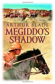 Book Cover for MEGIDDO'S SHADOW