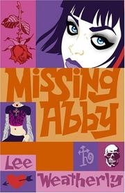 Cover art for MISSING ABBY