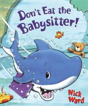 Cover art for DON'T EAT THE BABYSITTER!