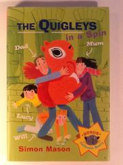 Book Cover for THE QUIGLEYS IN A SPIN